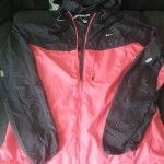 My new Nike windbreaker