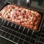 oat coconut banana bread