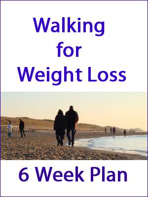 ... to lose weight then this is the program for you 6 week walking plan